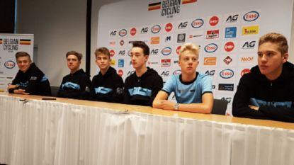"""Belgische junioren outsiders voor medailles: """"Geschrokken van hoge niveau"""" - Beloften geloven in hun kansen"""