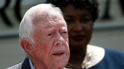 Jimmy Carter breekt record: oudste nog levende ex-president ooit