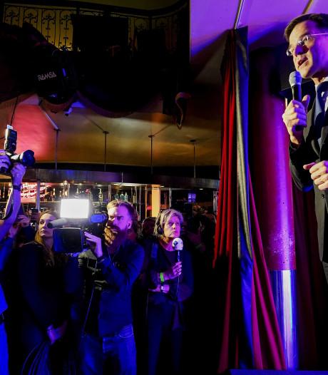 Hele VVD-top in café Den Bosch: 'Geen idee hoe ze bij ons terecht komen'