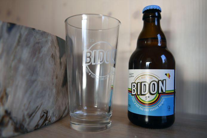 Brouwerij Broeder Jacob lanceert eigen pilsbier Bidon