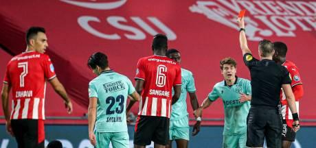 Achttiende nul op rij voor Willem II bij PSV
