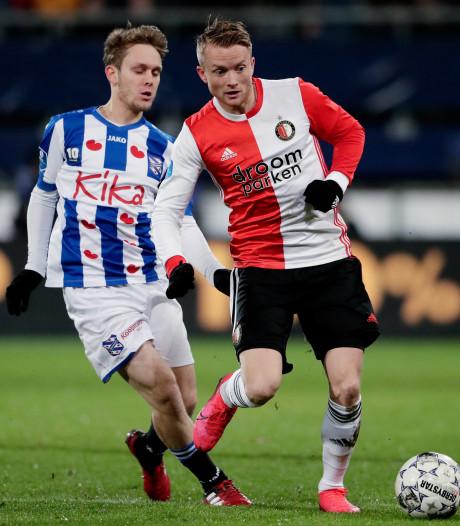 Heerenveen verdient 1 miljoen euro met transfer Larsson naar China