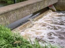 Code oranje: Waterschap Rivierenland verlaagt waterpeil preventief