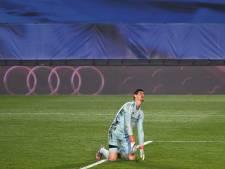 Hazard blessé, boulette de Courtois: mauvaise soirée pour le Real et ses Diables
