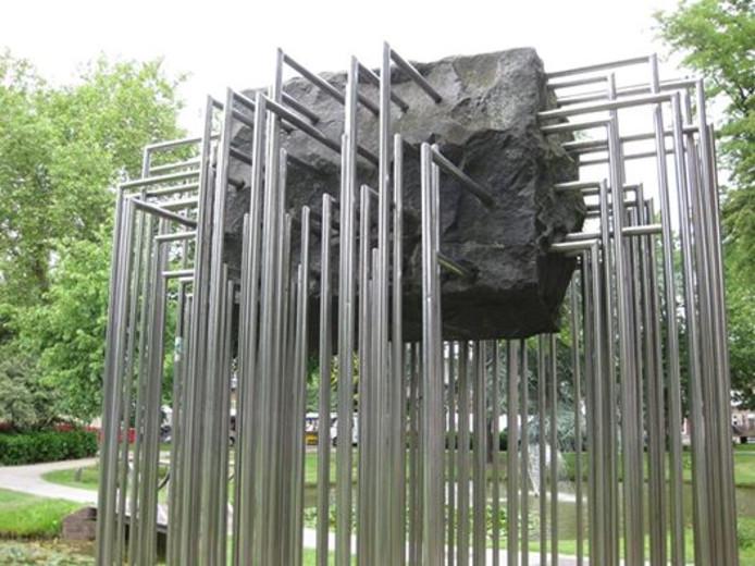 Kunstwerk Theo Besemer in Nuenen