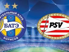 PSV in Wit-Rusland op jacht naar 16de deelname aan groepsfase CL
