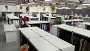Kringwinkel Vlaamse Ardennen opent in Ronse nieuwe afdeling voor textiel en kledij