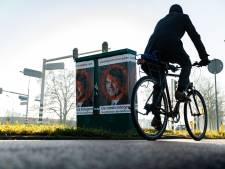 Ondernemer uit Tiel geeft toe: 'Ik plakte de anti-Depla posters in Breda'