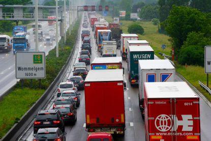 Europees Parlement eist stevige reductie CO2-uitstoot vrachtwagens