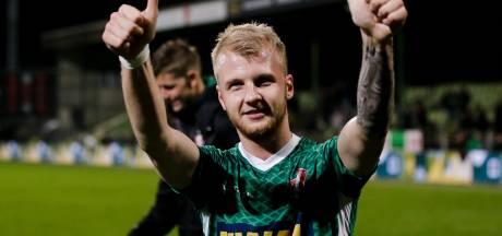 FC Dordrecht pakt tweede zege van het seizoen