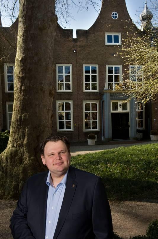 Wethouder Laurens Verspuij.