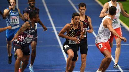 """18-jarige Tornado Sacoor maakt indruk in gouden race: """"Dit is het zotste jaar uit mijn leven"""""""