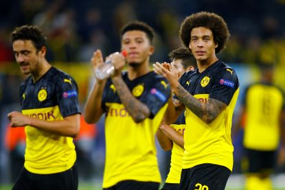 LIVE (18u). Pakt Dortmund volle buit op bezoek bij Frankfurt?