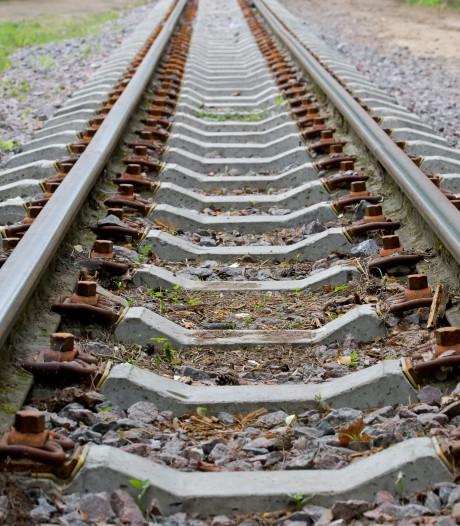 Dit weekend geen treinen tussen Vlissingen en Roosendaal
