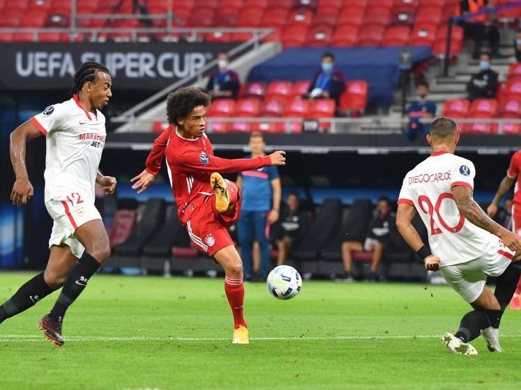 Bayern München in verlenging te sterk voor Sevilla
