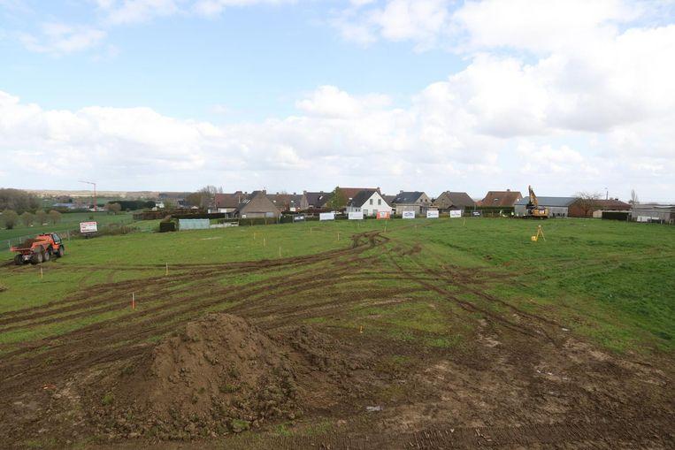 Heel de site zal onder de loep genomen worden door archeologen.