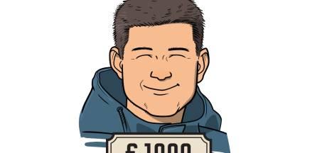 Lucian verdient 1000 euro, in Nederland zou dat 3600 euro zijn. 'Wow dat is een hoop geld'