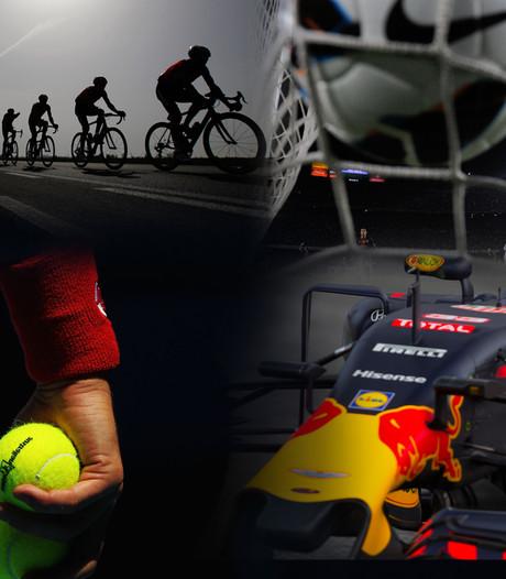 Sport Vandaag: Oranje naar Bulgarije, F1-trainingen en wielrennen