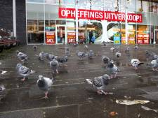 Einde van V&D lijkt voorbode neergang winkelcentrum