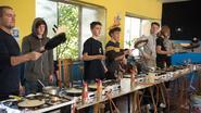 Scouting Durendael bakt 10.000 pannenkoeken