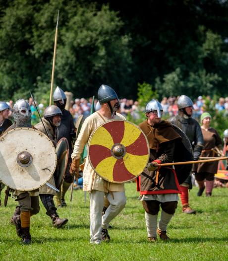 Na viering Vlaardingen 1018, nu een Middeleeuws feestje in aantocht