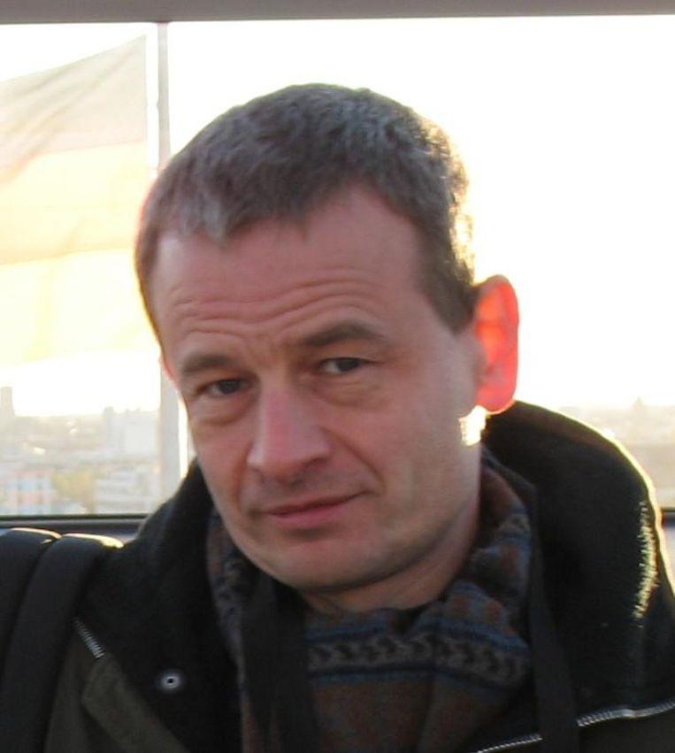 Politicoloog Bart Maddens Beeld
