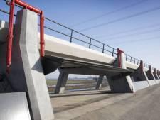 Mechanisme van hoogwatergeul tussen Veessen en Wapenveld niet beschadigd door ongeval