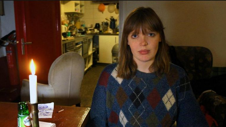 Dichteres Hannah van Binsbergen. Beeld Still uit VPRO DichterBij.
