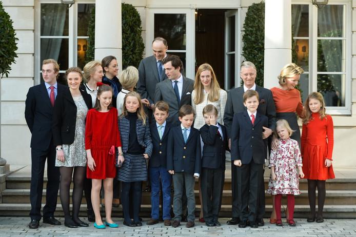 Les fiançailles du Prince Amedeo avec Mademoiselle Elisabetta Rosboch von Wolkenstein