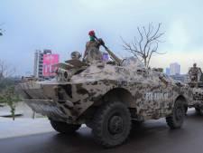 Hoofdstad Eritrea weer door raketten uit Tigray getroffen