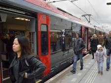 Onzeker of de trein tussen Gouda en Alphen dinsdag rijdt