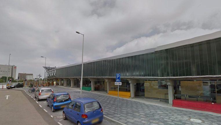 Develstein in Zuidoost. Beeld Google Streetview