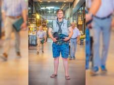 Alex Vester (21): 'De hele dag op een bureaustoel zitten is niks voor mij'