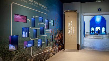 """ZOO Antwerpen drukt bezoekers met neus op de feiten met nieuwe expo: """"Zo bedreigend is plastic voor Noordzee"""""""