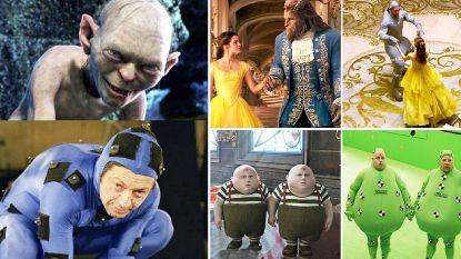 De kracht van animatie: zo zien deze 11 filmhelden eruit zonder special effects