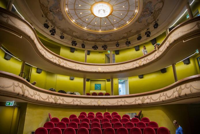 Theaterzaal in Concordia
