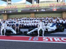 Williams vergeeft laatste stoeltje pas in 2018