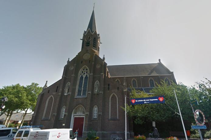 Dorpshuis De Schalm is ondergebracht in de kerk.