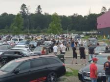 Politie dreigt met boetes voor organisatoren nieuwe carmeeting: Enschedeër aangesproken