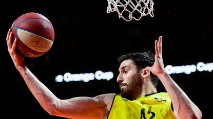 Oostende plaatst zich na zege tegen Groningen voor kwartfinales FIBA Europe Cup