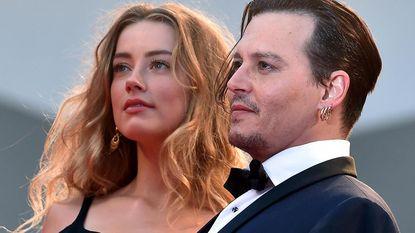"""Johnny en Amber eindelijk gescheiden. Rechter: """"Genoeg gebekvecht"""""""