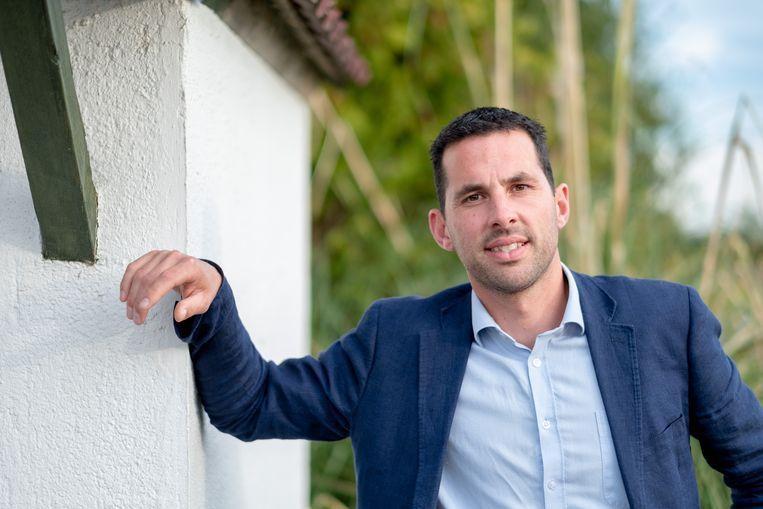 Stijn Coenen ondersteunt minister Koen Van den Heuvel op de Vlaamse lijst van CD&V.