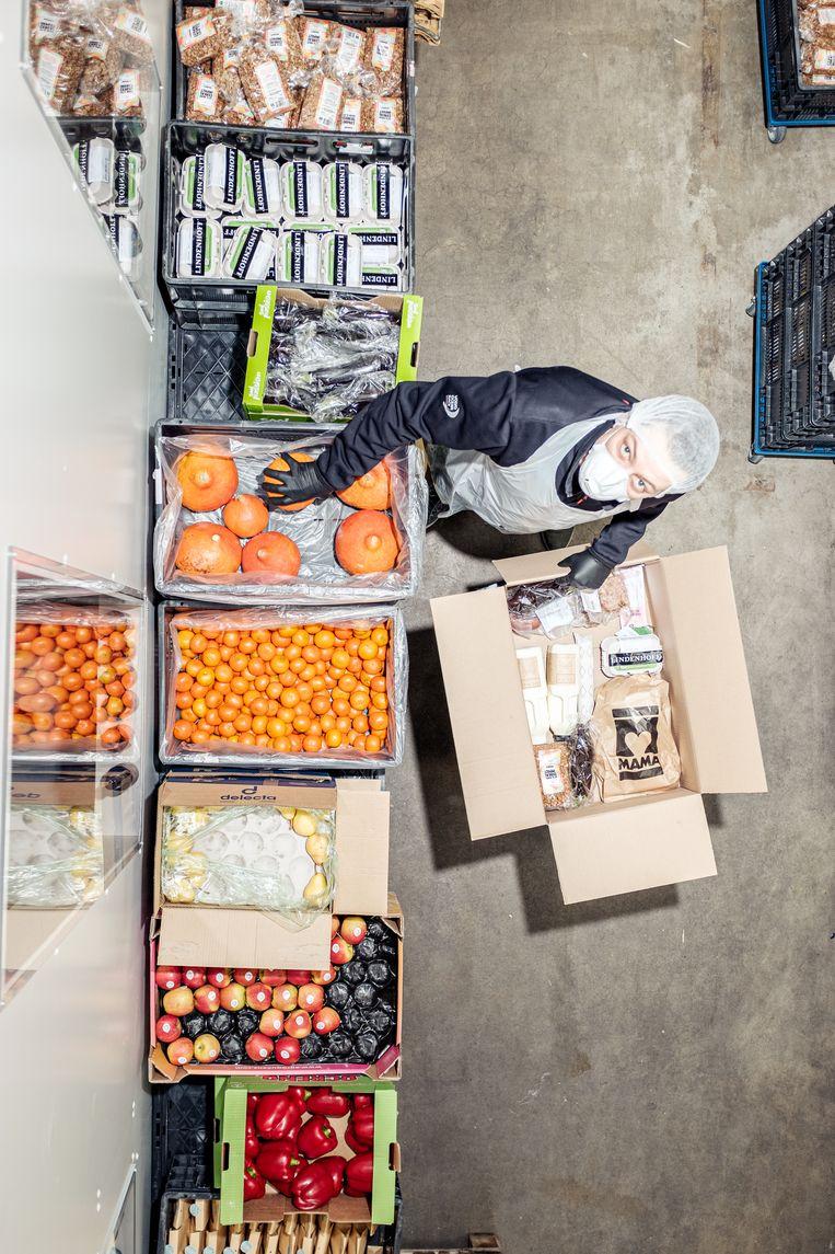 Support Your Locals schept een lokale economie met Amsterdamse bedrijven. Beeld Jakob van Vliet