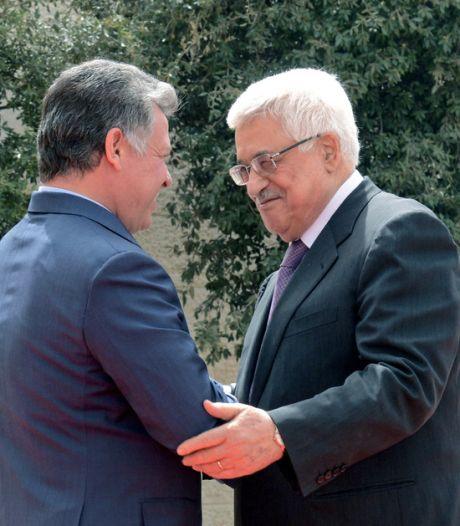 """Accord entre la Jordanie et les Palestiniens pour """"défendre Jérusalem"""""""