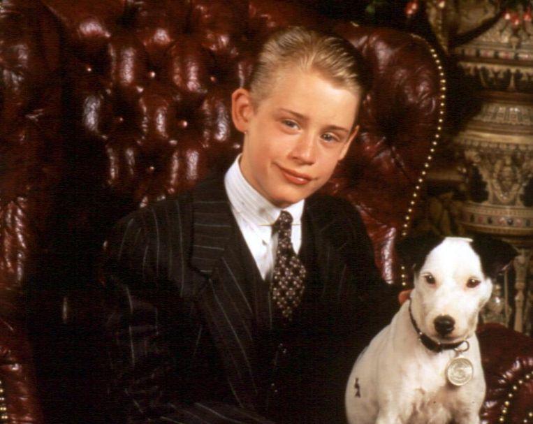 Macaulay Culkin, wie is er niet mee opgegroeid? Beeld ANP