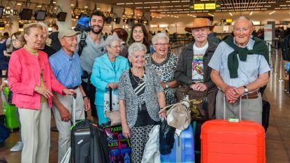 Maak kennis met de acht krasse oudjes die een wereldreis gaan maken in 'De wereld rond met 80-jarigen'