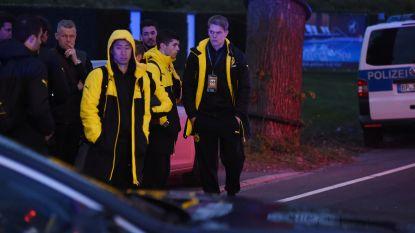 Dortmund-speler Kagawa is maand na aanslag nog altijd ongerust als hij op spelersbus stapt