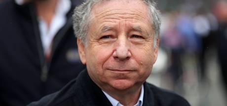 Jean Todt, le président de la FIA, veut encore des GP de F1 avec public cette année