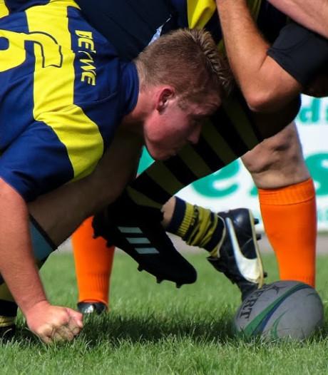 RC Betuwe houdt het onder de 100 (96-0); nederlaag in Wageningen