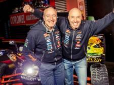 Tim en Tom Coronel presenteren nieuwe auto: 'The Beast 4.0'